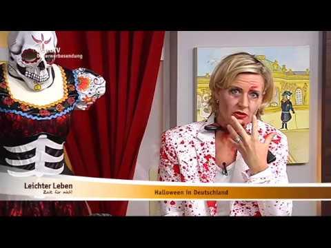 Leichter Leben vom 20.10.2016 mit maskworld.com und Dagmar de Gari