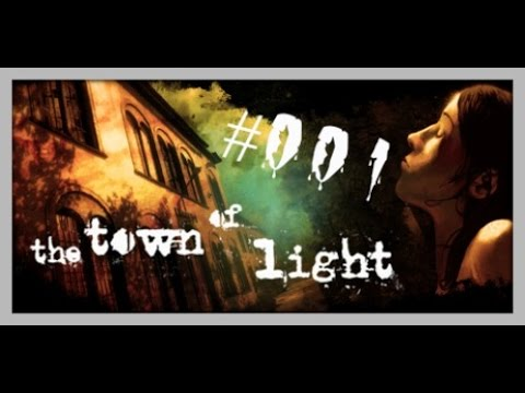 THE TOWN OF LIGHT #001 - Charlotte vermisst uns | Let's Play The Town of Light |