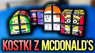 Kostki Rubika z McDonald's - HIT czy KIT