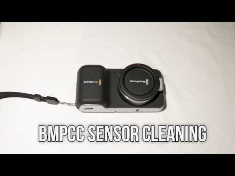 BMPCC Sensor Cleaning