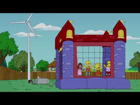The Simpsons - Wind Energy
