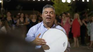 Ikaria/Ικαρία - Scenes from a wedding party (2) / Music from Epirus region