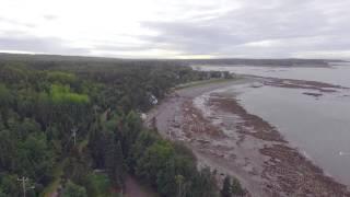 Métis-sur-mer Flyover