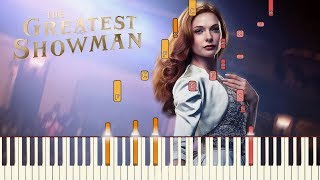"Video The Greatest Showman - ""Never Enough"" [Piano Tutorial] (Synthesia) download MP3, 3GP, MP4, WEBM, AVI, FLV Juli 2018"