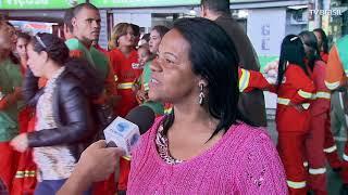 Dia do Gari tem desfile na Rodoviária do Plano Piloto
