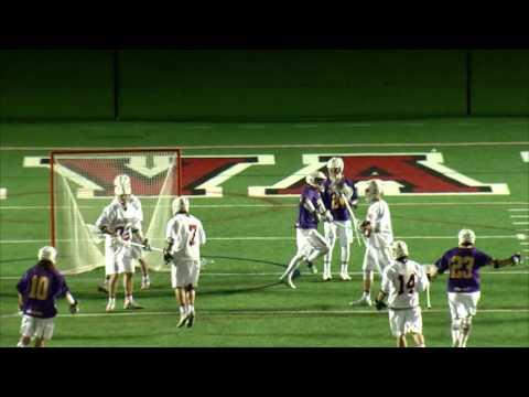 Recap: Harvard Men's Lacrosse vs. Albany - March 29, 2017