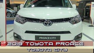 2019 Toyota Proace City - Exterior Walkaround - 2019 Automobile Barcelona