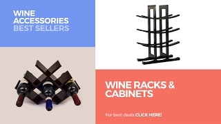 Wine Racks & Cabinets // Wine Accessories Best Sellers