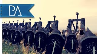 NEW Lord of The Rings Mod - Lotr Unit Pack - Total War Attila Gameplay