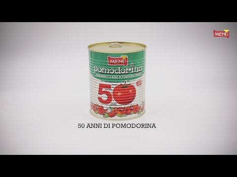 50 anni di Pomodorina