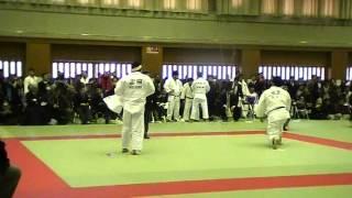 2014年3月2日関東柔道選手権.