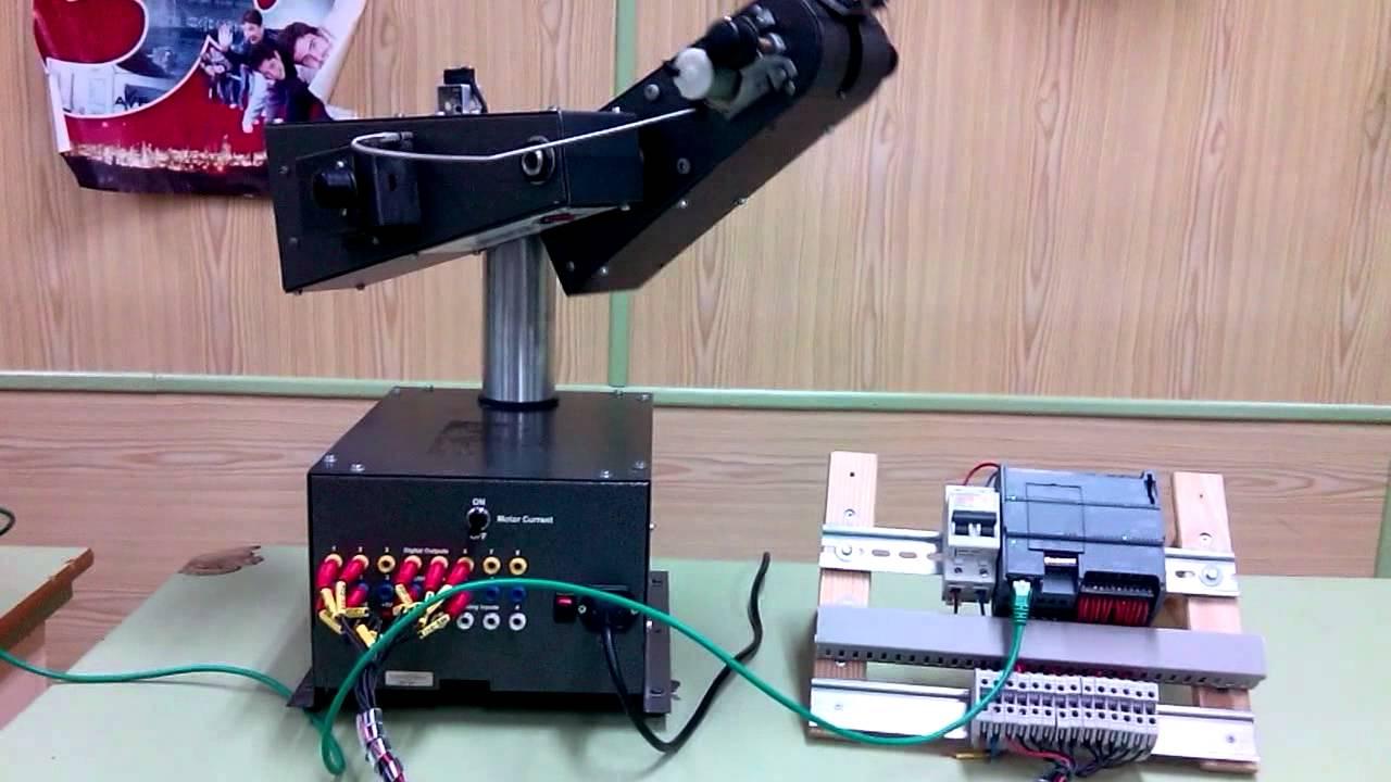 Proyecto de robótica con arduino mega siemens s y