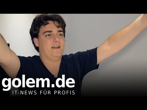 Palmer Luckey about the future of VR - Interview (Gamescom 2015)