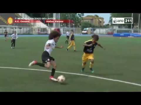 Icaro Sport. 7° Memorial Vincenzo Bellavista: A.C. Cesena-Hellas Verona