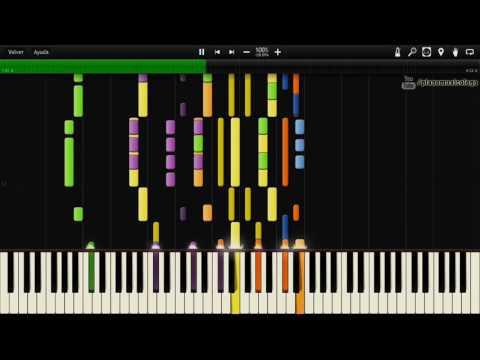 Queen - I want to break free synthesia