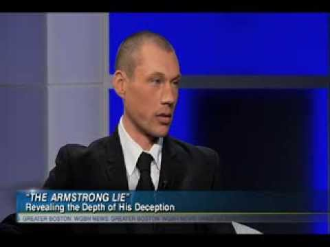Former Doping Cyclist On New Documentary, 'The Armstrong Lie'