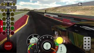 Pro street drag racing fastest tune ever 5.7s!!!