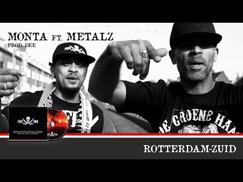 Monta  ft. Metalz - Rotterdam Zuid | Prod. DEE