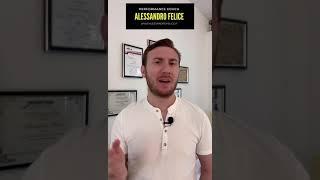 Alessandro Felice - Mental Coach