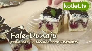 Ciasto fale Dunaju - przepis KOTLET.TV