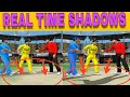 WCC2 REAL TIME SHADOWS