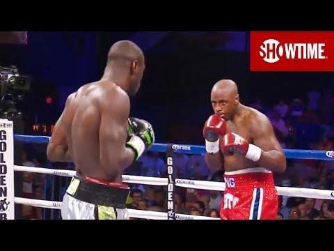'Deontay Wilder vs. Malik Scott Round 1 Knockout' Instant Replay | SHOWTIME