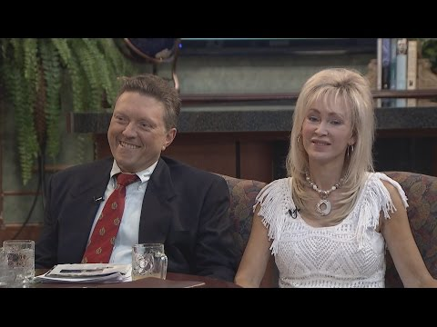 """Herman and Sharron - Dr. Ted and Sharon Broer """"Top 10 Legal Drugs to Avoid"""""""