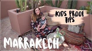 Marrakech met een baby? Doen! // TRAVEL KIDS // Anne de Buck