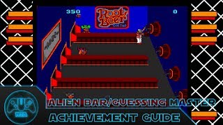 Root Beer Tapper - Alien Bar/Guessing Master Achievement Guide