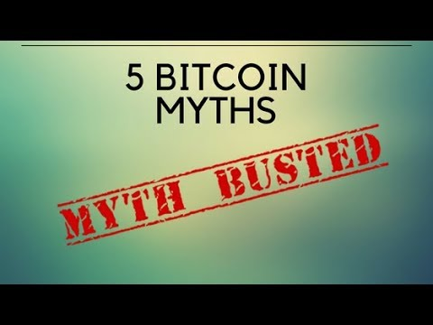 Top 5 Bitcoin Power Consumption Myths