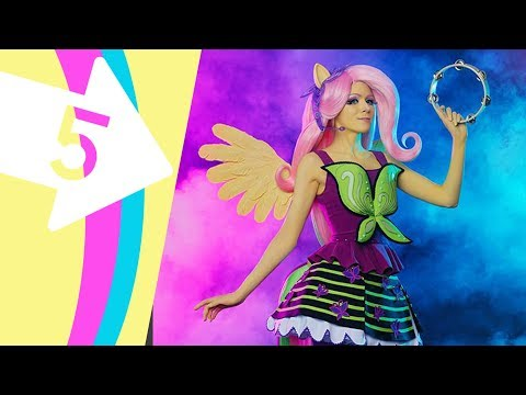 Fact5: Awesome Fluttershy Cosplays