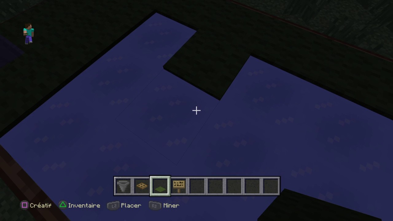 Minecraft playstation 4 comment faire une table de - Comment fabriquer une table de billard ...