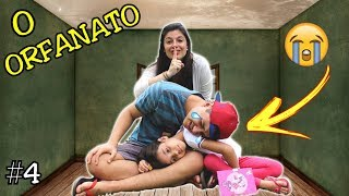 O ORFANATO #4 - A MENINA E O MENINO QUE SONHAVAM EM TER UMA CASA - NOVELINHA INFANTIL