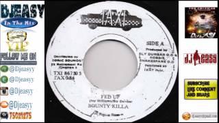 Fed up Riddim Mix 1996 '(Sly' Dunbar & Robert 'Robbie' Shakespeare & Lloyd) mix by Djeasy