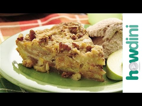 How to Make Apple Pie (French Apple Pie Recipe)