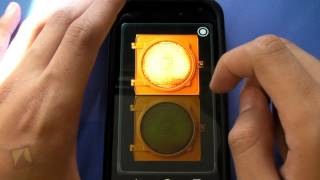 Tiny Flashlight+ by Nikolay Ananiev | Droidshark.com Video Review for Android