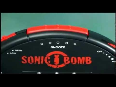 Sonic bom wekker youtube