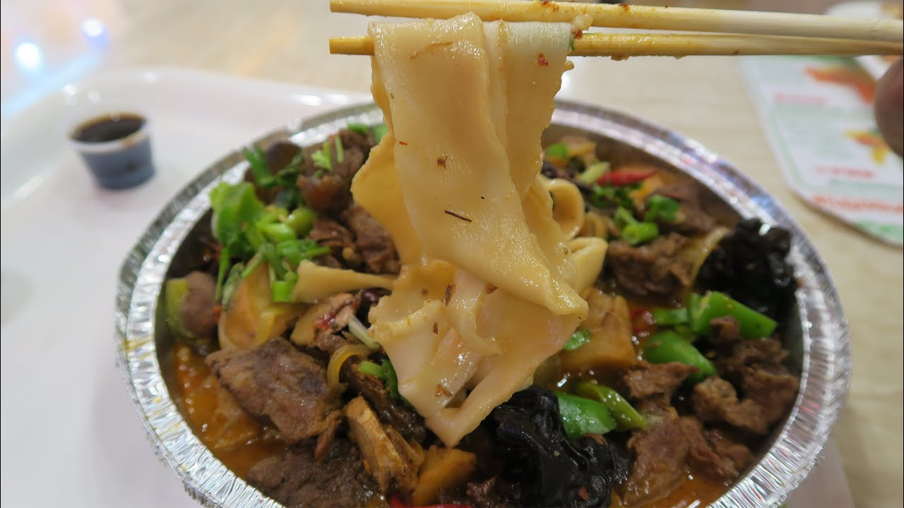Best hand pulled beef noodles in new york chinese food for Amber asian cuisine nyc