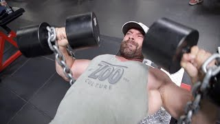 4 MOVEMENTS FOR A BIGGER AND STRONGER CHEST!