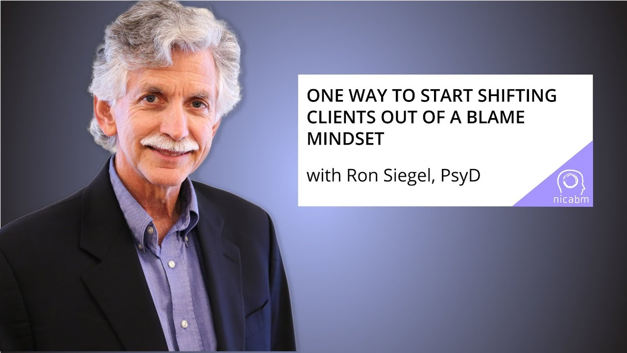 One Way to Start Shifting Clients Out of a Blame Mindset