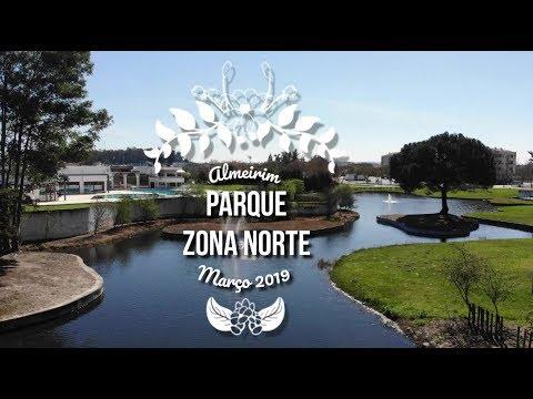 ALMEIRIM | Parque Zona Norte | Dji Mavic air | Go pro 7