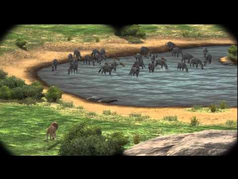 Game end - Afrika / Hakuna Matata