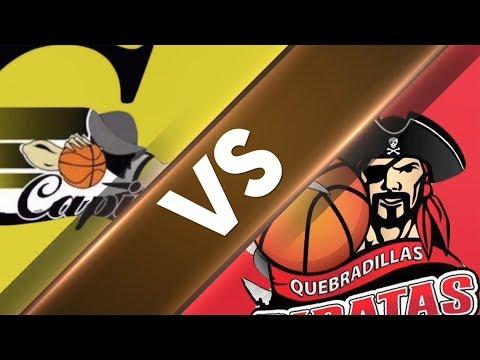 Final Arecibo Vs Quebradillas (7mo Y Último Juego) - BSN - 8/9/2017