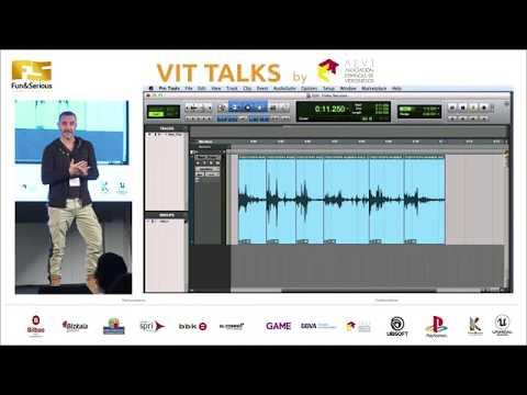 VIT Talks 2018  Doblaje de videojuegos FUN&SERIOUS GAME FESTIVAL