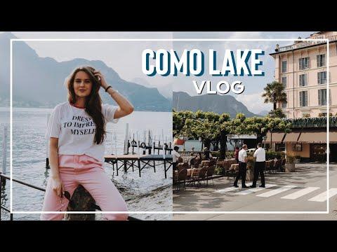 Как добраться до озеро комо из милана