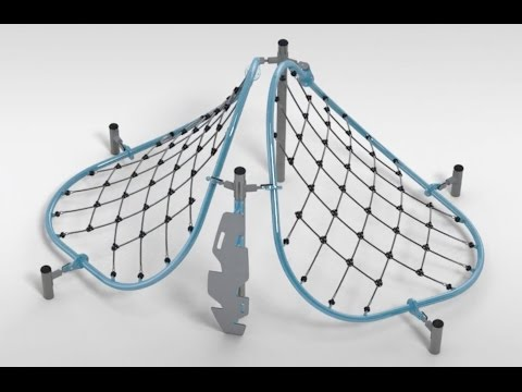 Manta - Modular climber