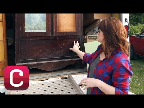 Furniture Refinishing: Flea Market Tips with Barb Blair  | Creativebug