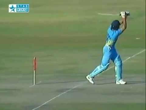 ** Super Rare ** 29th ODI Century Sachin Tendulkar 122 WI at Harare 2001 Extended HQ Highlights