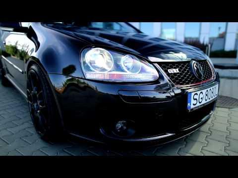 """VW GOLF GTI MK5 DSG downpipe 3"""" bbs  // R32 rear look Groszek"""
