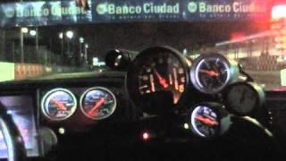 Picadas de autos, 1/4 de milla, Autodromo Galvez, FIAT 147.avi